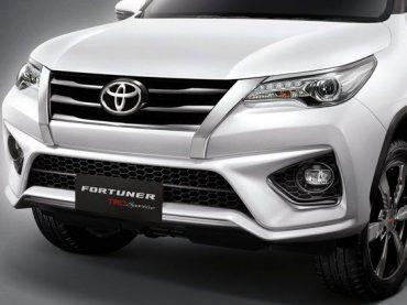 2018-Toyota Fortuner TRD
