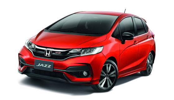 Honda-Jazz ราคา ตารางผ่อน