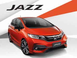 รถยนต์ Honda Jazz รุ่น RS ราคาเริ่มต้น 550,000 บาท
