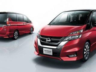 Nissan Serenaเครื่องยนต์เบนซิน 3 สูบ รหัส HR12DE ขนาด 1.2 ลิตร 1,198 ซีซี.