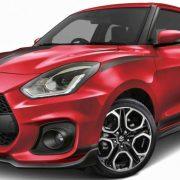 Suzuki Swift sport devil