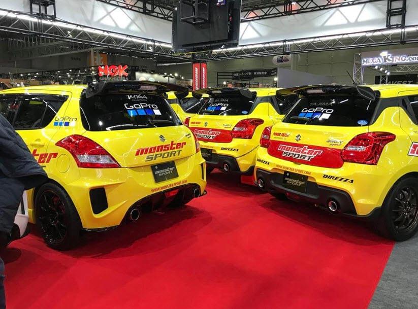 Suzuki Swift Style(GL/CVT)
