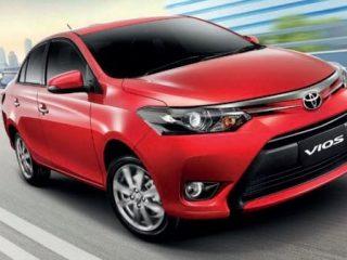 Toyota Vios รถยอดนิยม 2014