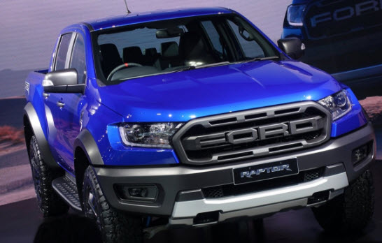 ford ranger raptor ราคา