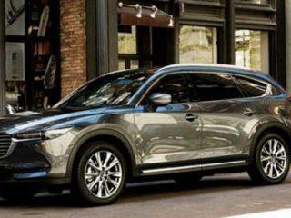 ราคาขายรถยนต์ Mazda CX-8 2018