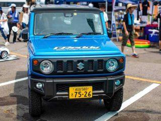 Suzuki Jimny ลงแม็กซิ่ง