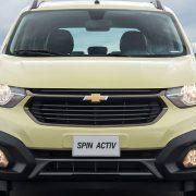 Chevrolet Spin 2019  รถ MPV สุดฮิตในบราซิล