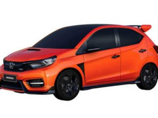 All new Honda Brio 2019 คาดเผยโฉมงาน GIIAS 2018 อินโดนีเซีย สิงหาคม 2561