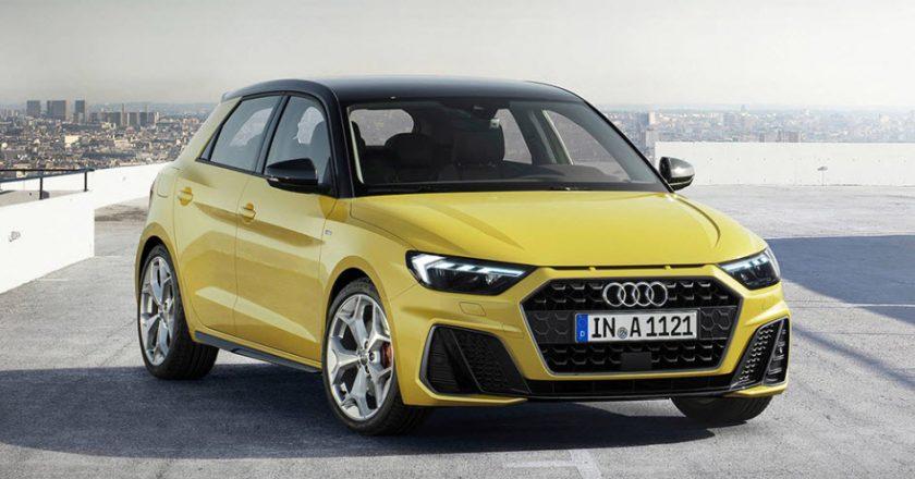 All-new Audi A1 Sportback 2019