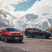 รายละเอียดเพิ่มเติมของเจ้า Honda CR-V 2019