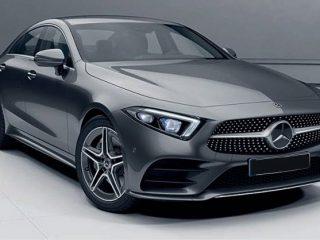 Mercedes-Benz CLS2018เครื่องยนต์ดีเซล 4 สูบ ขนาด 2.0 ลิตร 1,950 ซีซี. พ่วงเทอร์โบคู่ กำลังสูงสุด 245 แรงม้า ที่ 4,200 รอบ/นาที