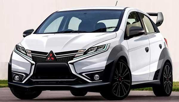 Mitsubishi-Mirage-2019 ภาพ