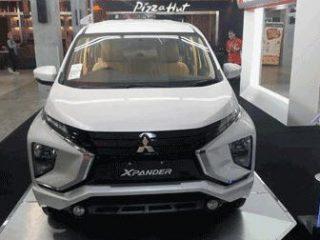 Mitsubishi Xpander crossover ภาพชัดๆก่อนเปิดตัว