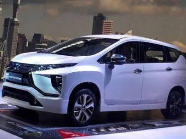 Mitsubishi Xpander ภาพล่าสุด