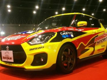 Suzuki Swift 1.4 Turbo