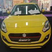 Suzuki Swift gl ราคา 536,000 บาท ดาวน์ขั้นต่ำที่ 10%