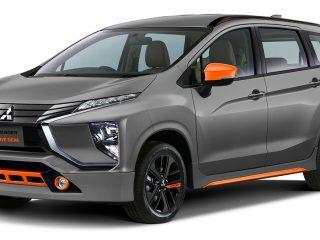 Mitsubishi Xpander รุ่นใหม่เตรียมเปิดตัวที่งาน GIIAS 2018