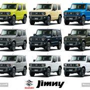 Suzuki Jimny เข้าไทยแน่นอน!