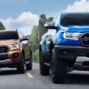 NEW Ford Ranger พร้อมราคาและของแต่ง