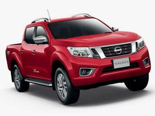 Nissan Navara ลดราคาซะใจ