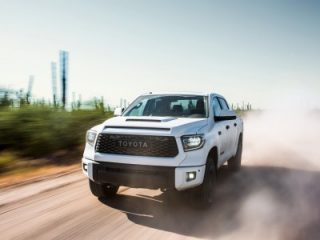 Toyota Tundra TRD Pro 2019 แพงขึ้น !?!
