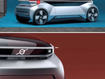 VOLVO 360Cเป็นการนำเสนอมุมมองใหม่ของการเดินทางในอนาคตที่มีแกนหลักสำคัญคือระบบขับเคลื่อนอัตโนมัติ (Autonomous)พลังงานไฟฟ้า (Electric), การเชื่อมต่อ