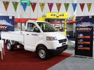 รถใหม่Suzuki Carry Food Truck 2018เอาใจค้าขาย