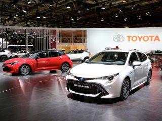 Toyota Corolla 2019 เปิดตัวในเมืองปารีส