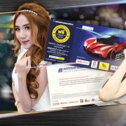 lenso แจกบัตรเข้างาน Motor Expo 2018