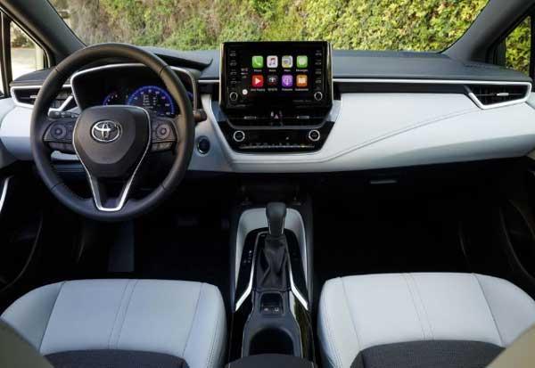 Toyota Corolla Hatchback2019