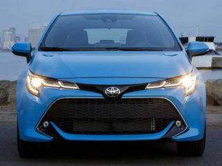 Toyota Corolla Hatchback ปี 2019