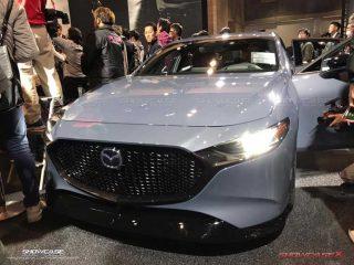 All New Mazda 3 รถใหม่2019 มาไวกว่า ที่คาด
