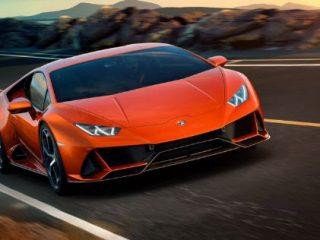 Lamborghini Huracan EVO ใหม่เปิดตัวที่ 631 แรงม้า 2019