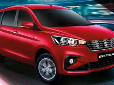 All-new Suzuki Ertiga
