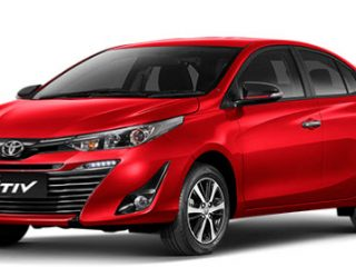 Toyota Yaris ATIV รุ่น S+ พร้อมราคา