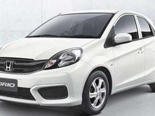 Honda BRIO V CVT ราคา495,000 บาท ผ่อนดาวน์ 10-20%