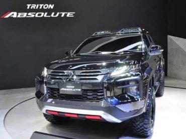 Mitsubishi Triton Absolute แต่งสวย