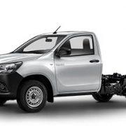 Toyota Hilux Revo Standard Cab 2019 ราคา528,000 บาท ผ่อนดาวน์