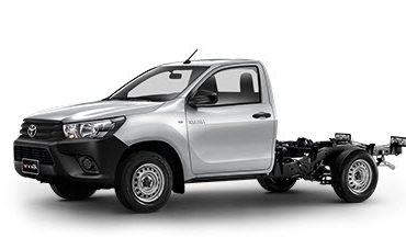 Toyota Hilux Revo Standard Cab 2019