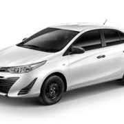Toyota Yaris ATIV J ECO ราคา 479,000 บาท ดาวน์ 20 %