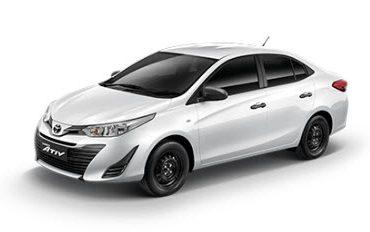 Toyota Yaris ATIV J ECO ราคา