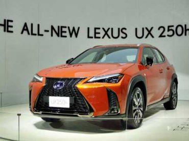 Lexus UX250h 2019