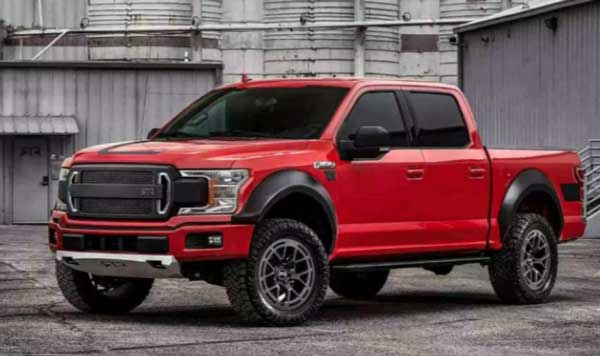 2019 Ford F150 RTR