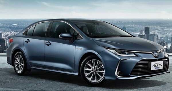 Toyota-Corolla-Altis-Hybrid-2019 ราคา 845,000 – 919,000 บาท