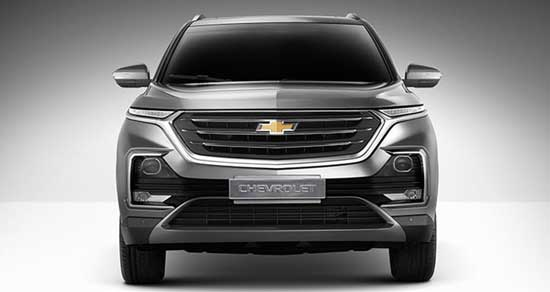 All NEW Chevrolet CAPTIVA