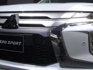 New Mitsubishi Pajero เปิดตัววันแรกทั่วประเทศ