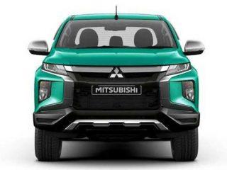 Mitsubishi Triton สีเขียว ถูกโฉลก