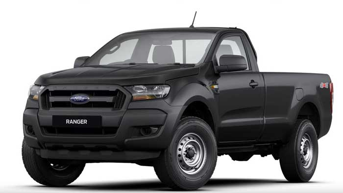 Ford Ranger StandardCab 2.2L XL 4x4
