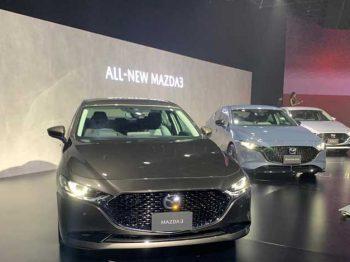 Mazda 3 ปี2019