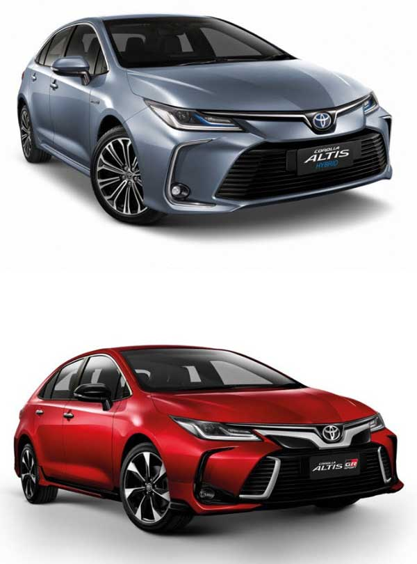 Toyota-Corolla-Altis-ราคา